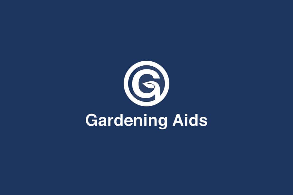 Gardening Aids Logo & Brand Design