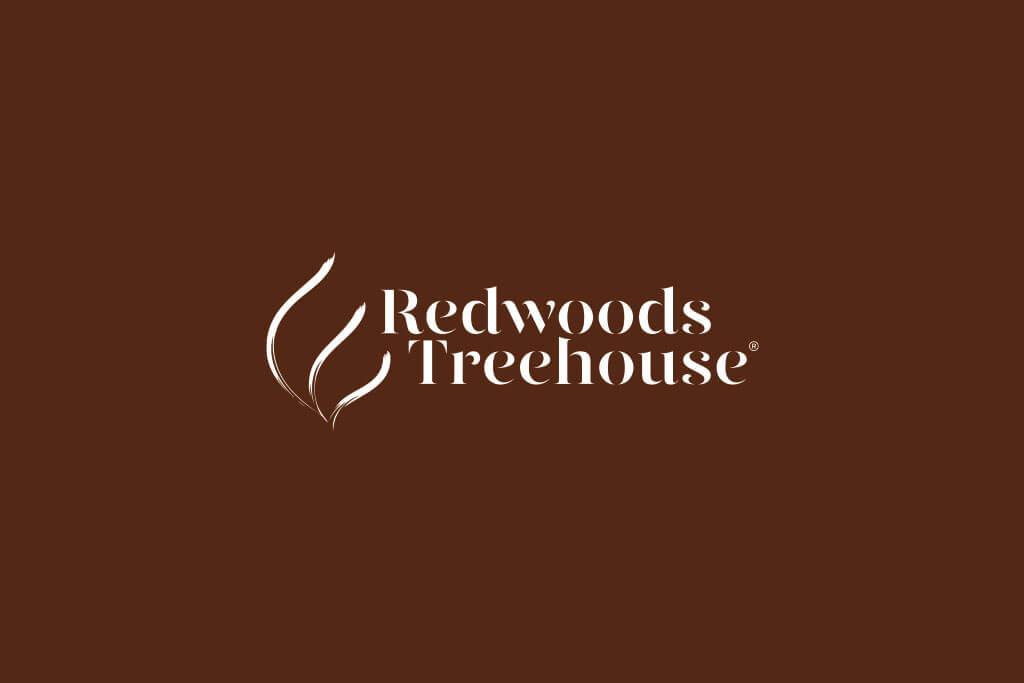 Redwoods Treehouse Logo & Brand Design
