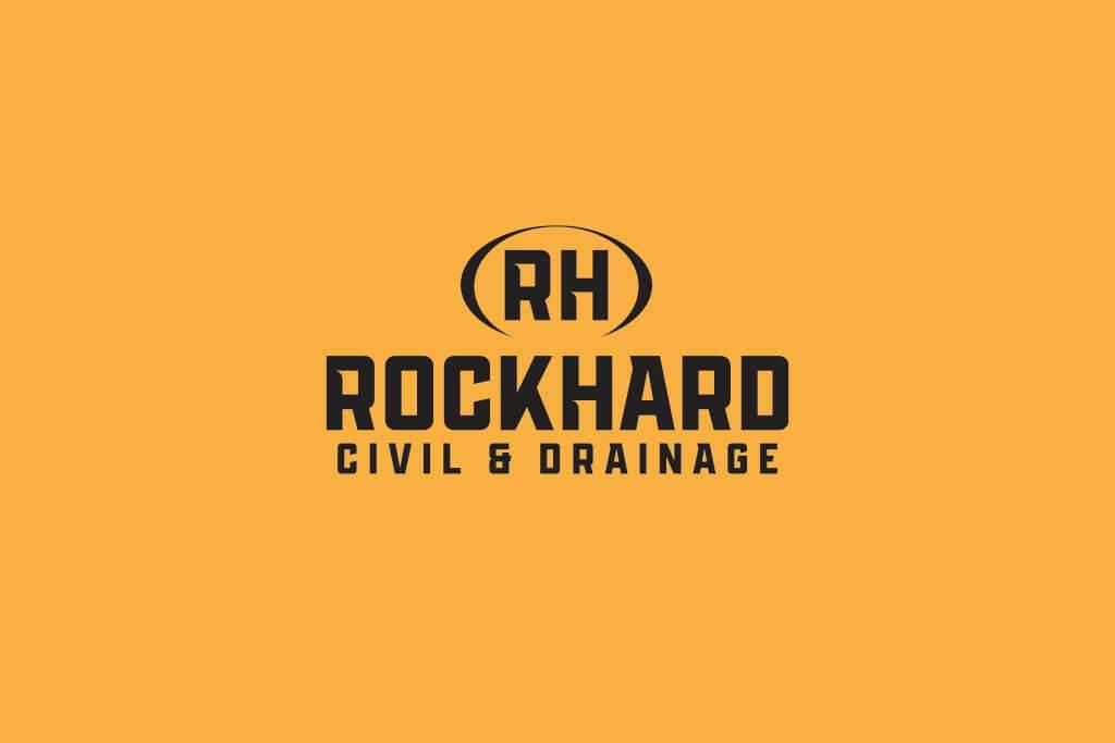 Rockhard Logo & Brand Design